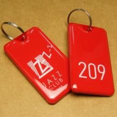 Брелок для ключей Джаз-клуб