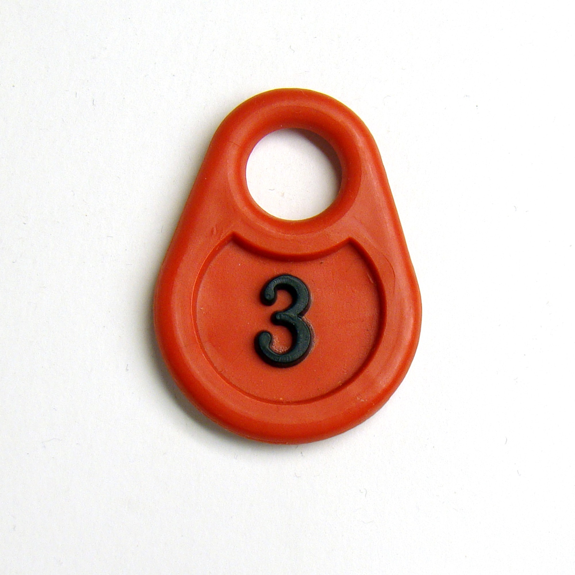 Номерок-53х37-литой
